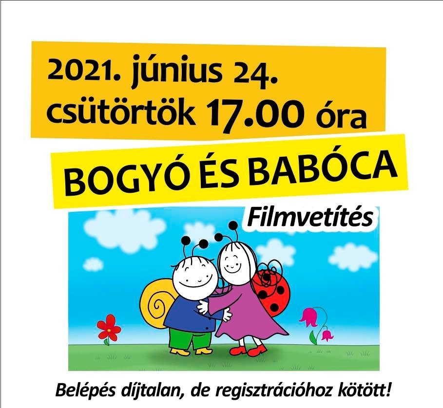 Nyári Művészeti Fesztivál - Bogyó és Babóca